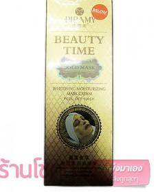 Belov Pibamy Beauty time Gold mask ครีมมาร์คหน้าทองคำ