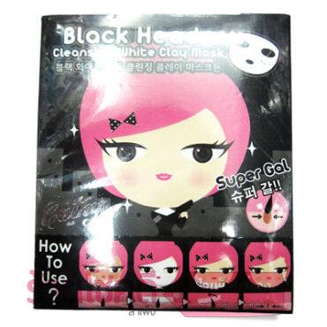 Karmart Black Heads Cleansing Black Clay Mask